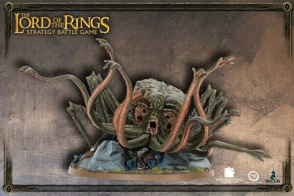 The Watcher in the Water- Lord of the Rings LotR Herr der Ringe - Games Workshop