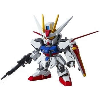 HG 1/144 GUNDAM AVALANCHE EXIA DASH - Bandai - Gunpla