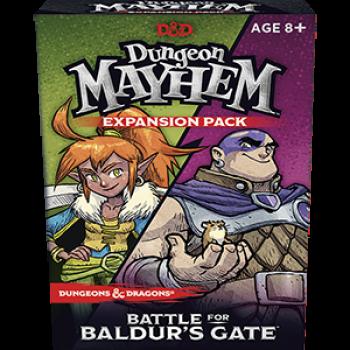 D&D Dungeon Mayhem: Battle for Baldur's Gate - EN