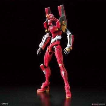 RG Multipurpose Humanoid Decisive Weapon, Artificial Human Evangelion Production Model-02 - Bandai - Gunpla
