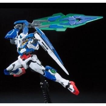 Gundam - RG 1/144 OO QAN[T] - Bandai - Gunpla