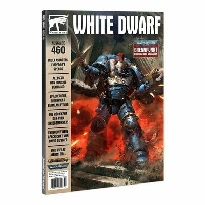 White Dwarf 460 - 2021 Januar (Deutsch) - Games Workshop