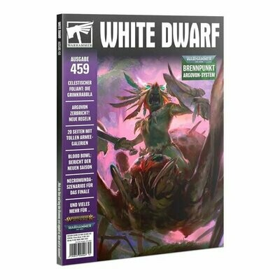 White Dwarf 459 Dezember 2020 (Deutsch) - Games Workshop
