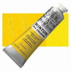 W&N-WINTON-ÖL-Cadmium Yellow Pale Hue-(37mL) - Winsor