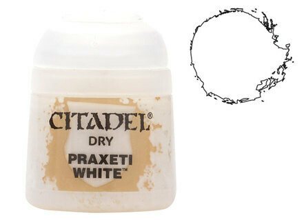 Praxeti White - Citadel Dry - Games Workshop