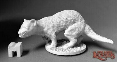Giant Weasel - Dark Heaven Legends - Reaper Miniatures
