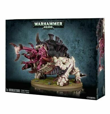 MO: Haruspex/Exocrine - Tyranids - Warhammer 40.000