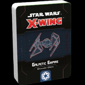 FFG - Star Wars X-Wing: Galactic Empire Damage Deck - EN