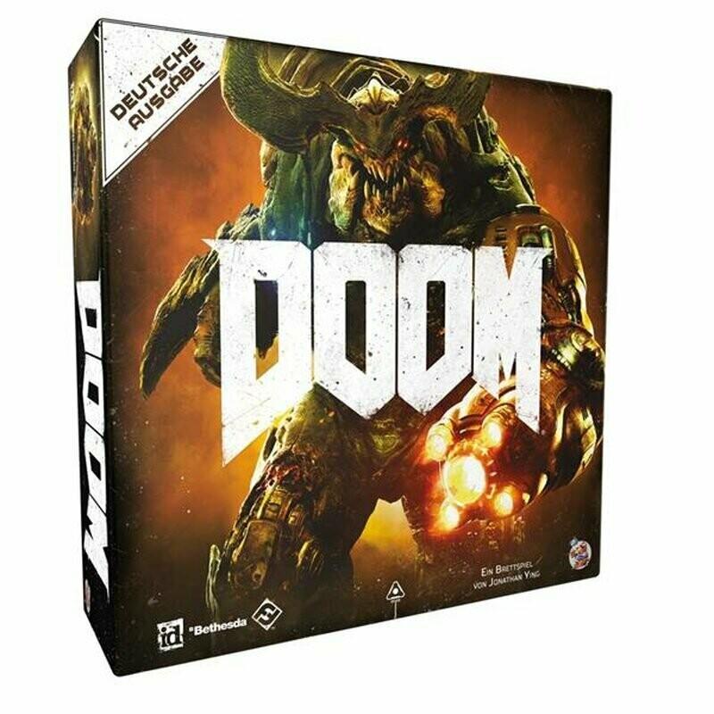 Doom - Brettspiel - DE