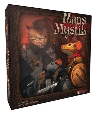 Maus und Mystik Brettspiel - DE - Brettspiel