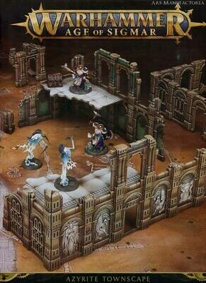 Azyrite Townscape - Warhammer Age of Sigmar Gelände - Games Workshop