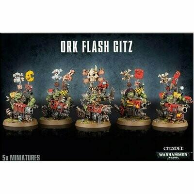 Ork Flash Gitz - Warhammer 40K - Games Workshop