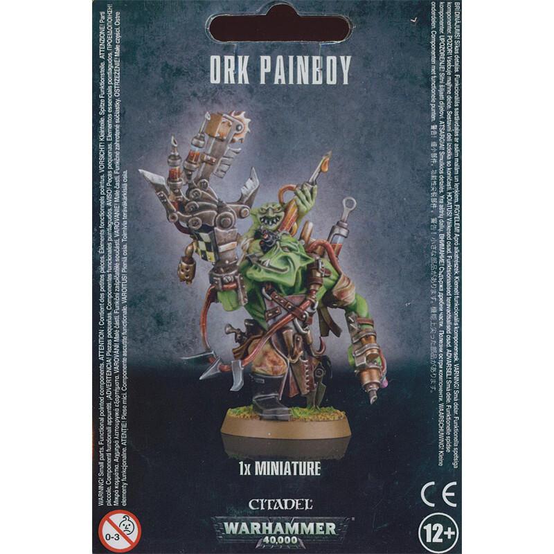Orks Ork Painboy - Warhammer 40K - Games Workshop