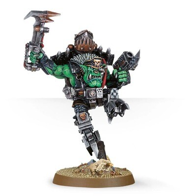 MO: Orks Boss Zagstruk - Warhammer 40K - Games Workshop