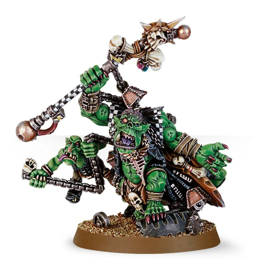 MO: Orks Wyrdboy der Orks - Warhammer 40K - Games Workshop