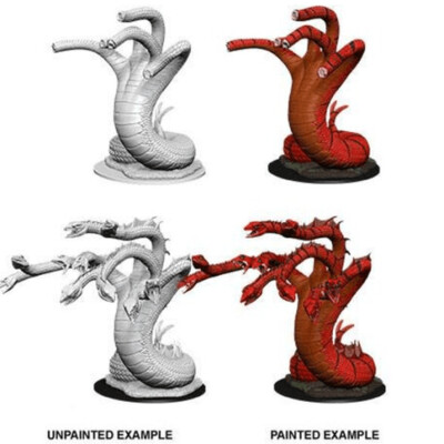 D&D Nolzur's Marvelous Miniatures - Pathfinder Deep Cuts Mini.: Hydra
