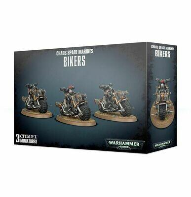 Chaos Bikers - Chaos Space Marines - Warhammer 40.000 - Games Workshop