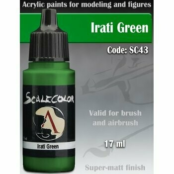 Irati Green - Scalecolor - Scale75