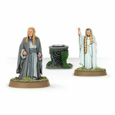 MO: LOTR: Galadriel™ and Celeborn™ - Lord of the Rings - Games Workshop