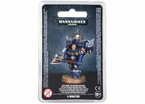 MO: Space Marine Captain: Lord Executioner - Warhammer 40.000 - Games Workshop