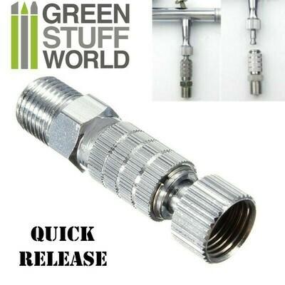 QuickRelease Adaptor 1/8 - Schnellkupplung - Airbrush