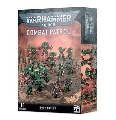 Kampfpatrouille: Dark Angels Combat Patrol - Warhammer 40.000 - Games Workshop