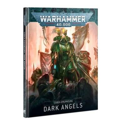 Codex-Ergänzung: Dark Angels Deutsch - Warhammer 40.000 - Games Workshop