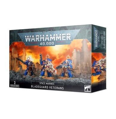 Klingengarde-Veteranen Bladeguard Veterans- Space Marines - Warhammer 40.000 - Games Workshop