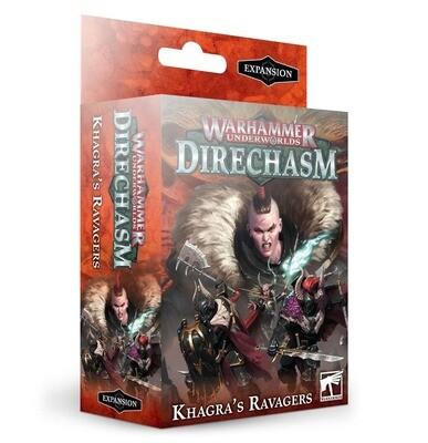 Warhammer Underworlds: Direchasm: Khagra's Ravagers (Englisch) - Warhammer Underworlds - Games Workshop