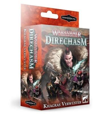 Warhammer Underworlds: Direchasm: Khagras Verwüster DEUTSCH - Warhammer Underworlds - Games Workshop