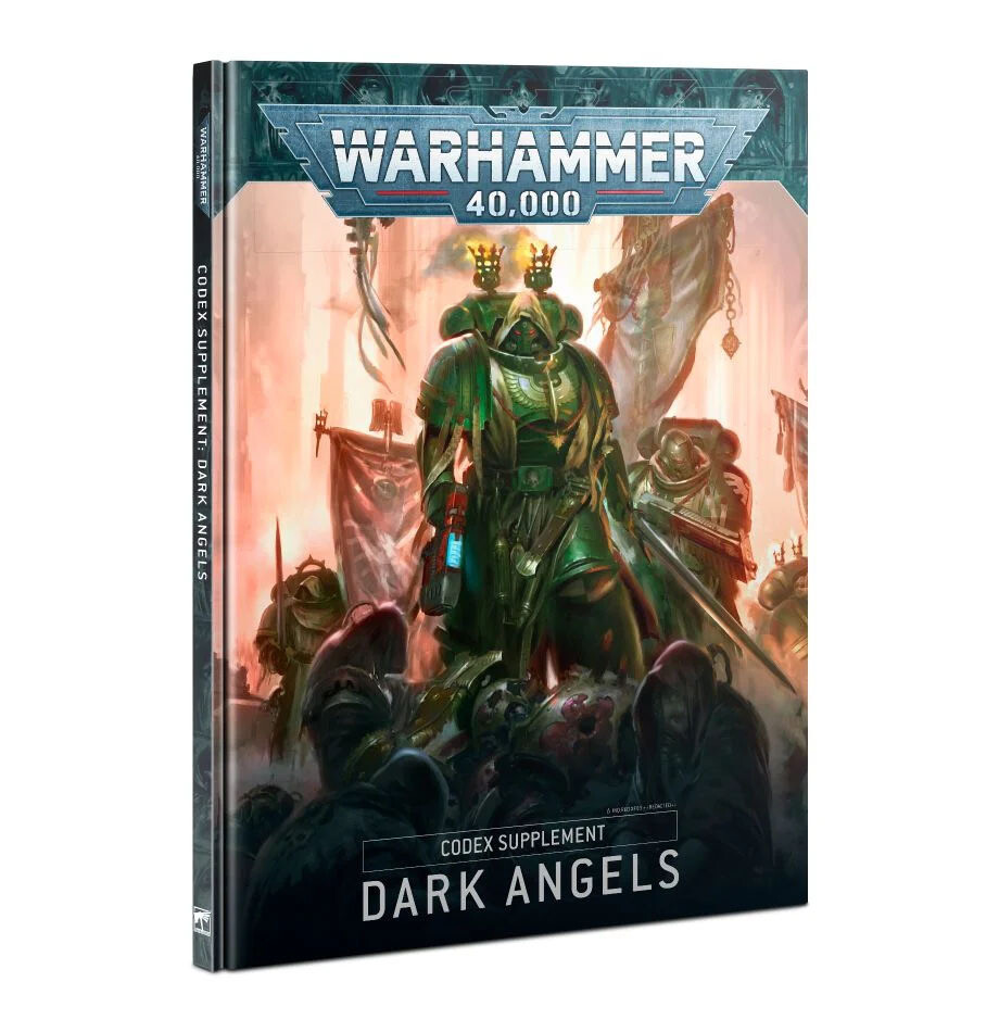 Codex Supplement: Dark Angels (Englisch) - Warhammer 40.000 - Games Workshop