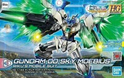 HG Build Divers:R Gundam OO Sky Moebius - Bandai - Gunpla