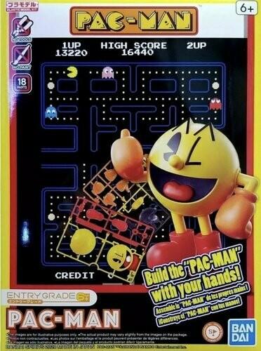 Entry Grade Pac-Man Pacman - Bandai - Gunpla