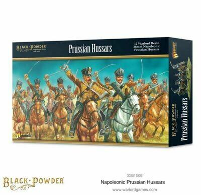 Prussian Hussars - Black Powder - Warlord Games