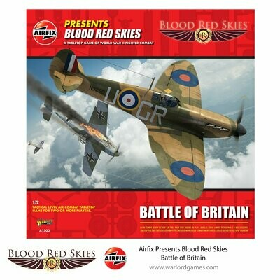Airfix Presents Blood Red Skies - Warlord Games