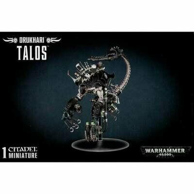 Dark Eldar Talos Drukhari - Warhammer 40.000 - Games Workshop