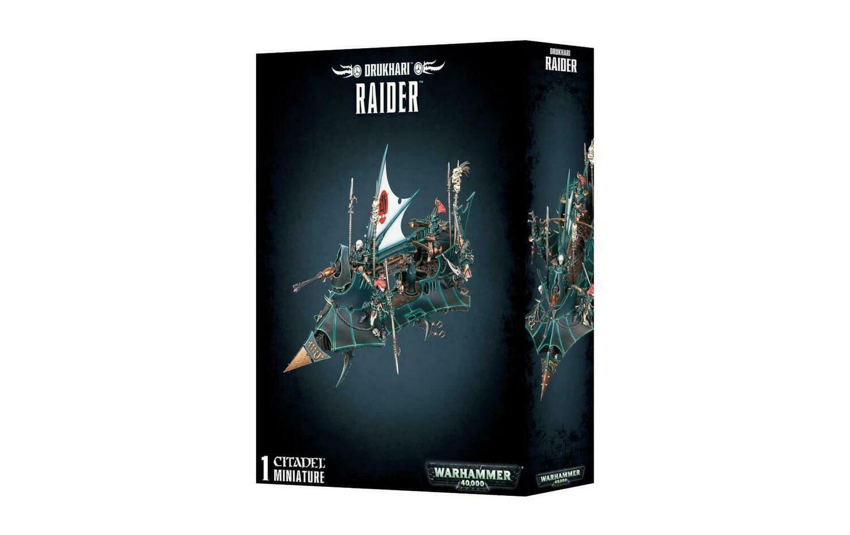 Dark Eldar Raider Drukhari - Warhammer 40.000 - Games Workshop