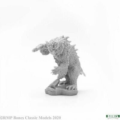 Lowland Owlbear - Bones - Reaper Miniatures