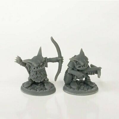 Norker Archers (2) Metal Version - Reaper Miniatures