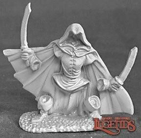 Fog Wraith - Reaper Miniatures