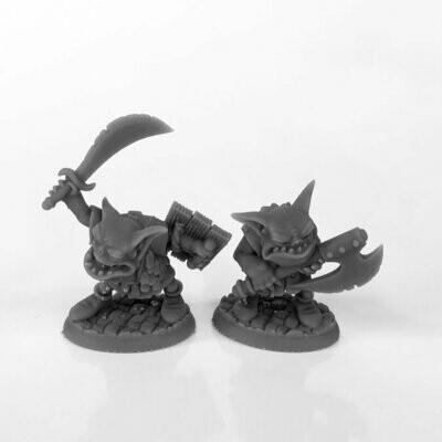 Norker Warriors (2) Metal Version - Reaper Miniatures