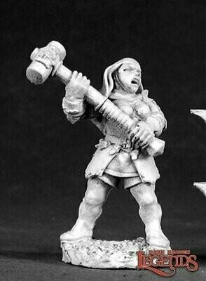Mother Superior - Reaper Miniatures