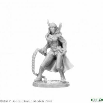 Amrielle, Female Ranger - Bones - Reaper Miniatures