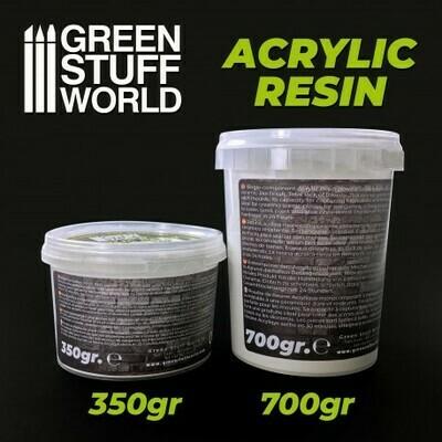 Acrylic Resin 700gr Acrylharz 350gr - Greenstuff World
