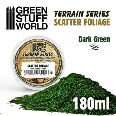 Scatter Foliage - Dark Green - 180 ml - Greenstuff World
