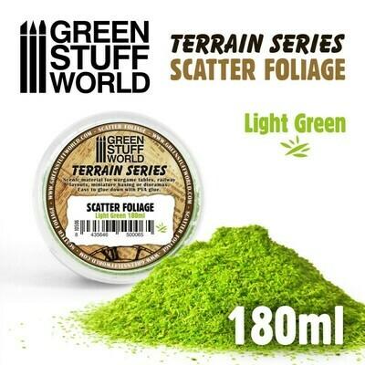 Scatter Foliage - Light Green - 180 ml - Greenstuff World