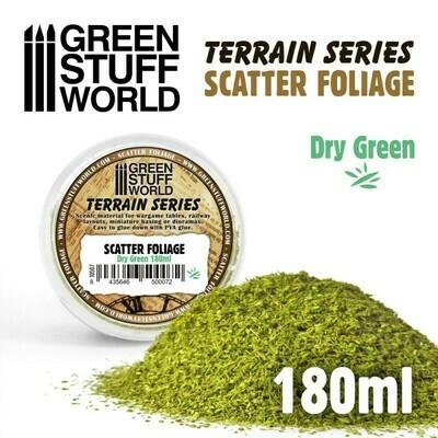 Scatter Foliage - Dry Green - 180 ml - Greenstuff World