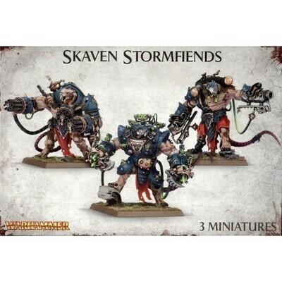 Stormfiends Skaven - Warhammer Age of Sigmar - Games Workshop
