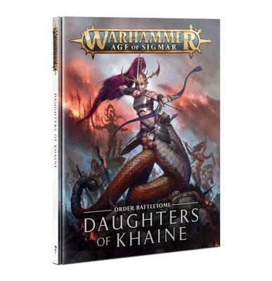 Battletome: Daughters of Khaine - Warhammer Age of Sigmar - Games Workshop