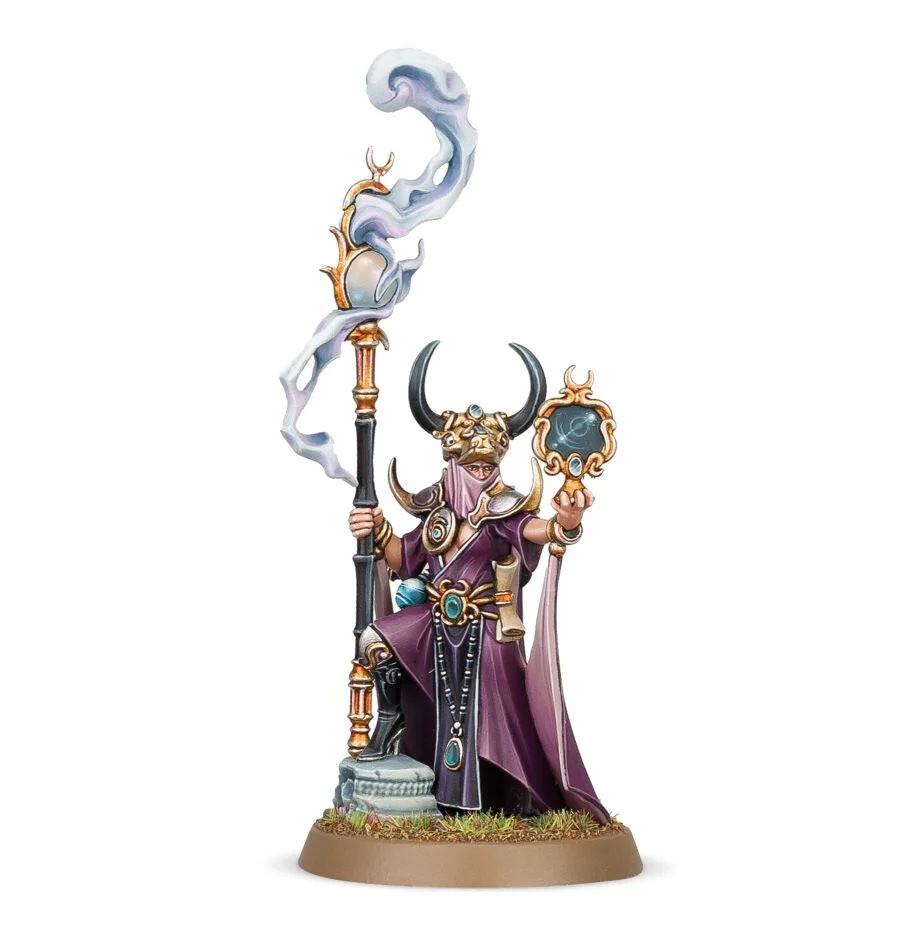 Shardspeaker of Slaanesh - Hedonites of Slaanesh - Warhammer - Age of Sigmar - Games Workshop